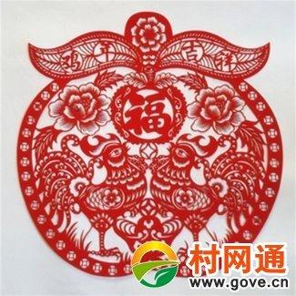 今日小年逢大寒,鸡年临门节节高