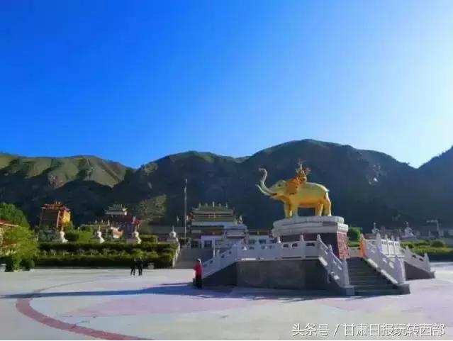 天祝藏族自治县美的不想回家,风景这边正好!