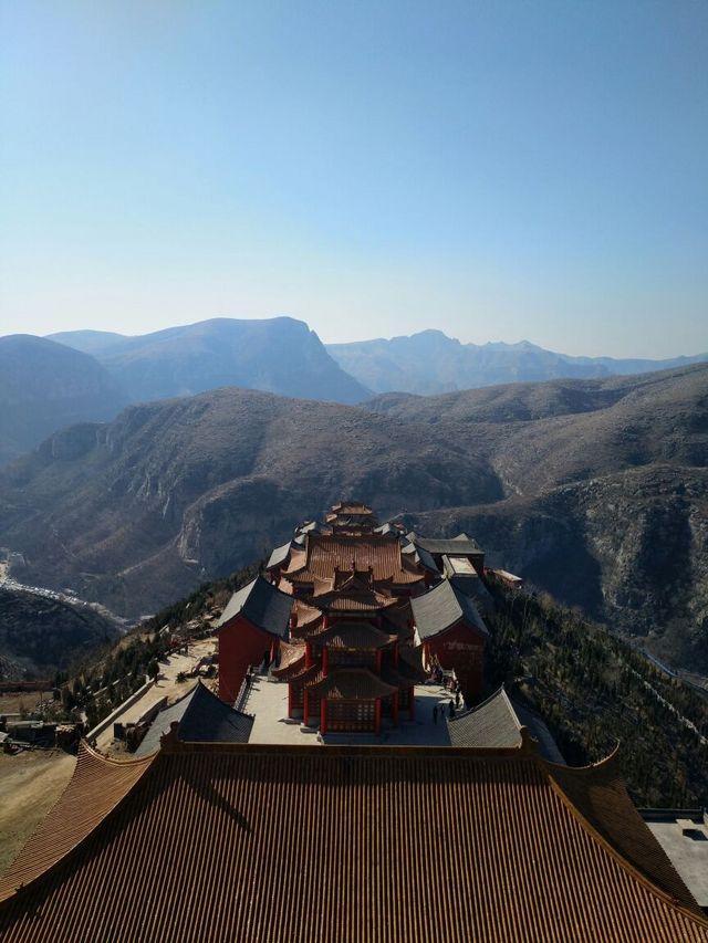 古灵山风景区好玩吗,鹤壁古灵山风景区图片