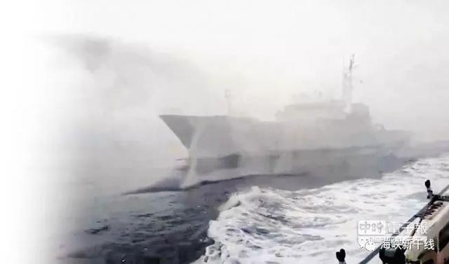 日船蛮横  当局无能  台湾媒体呼吁大陆出手护台