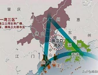 有个帖子说清远是广州提升竞争力的关键!