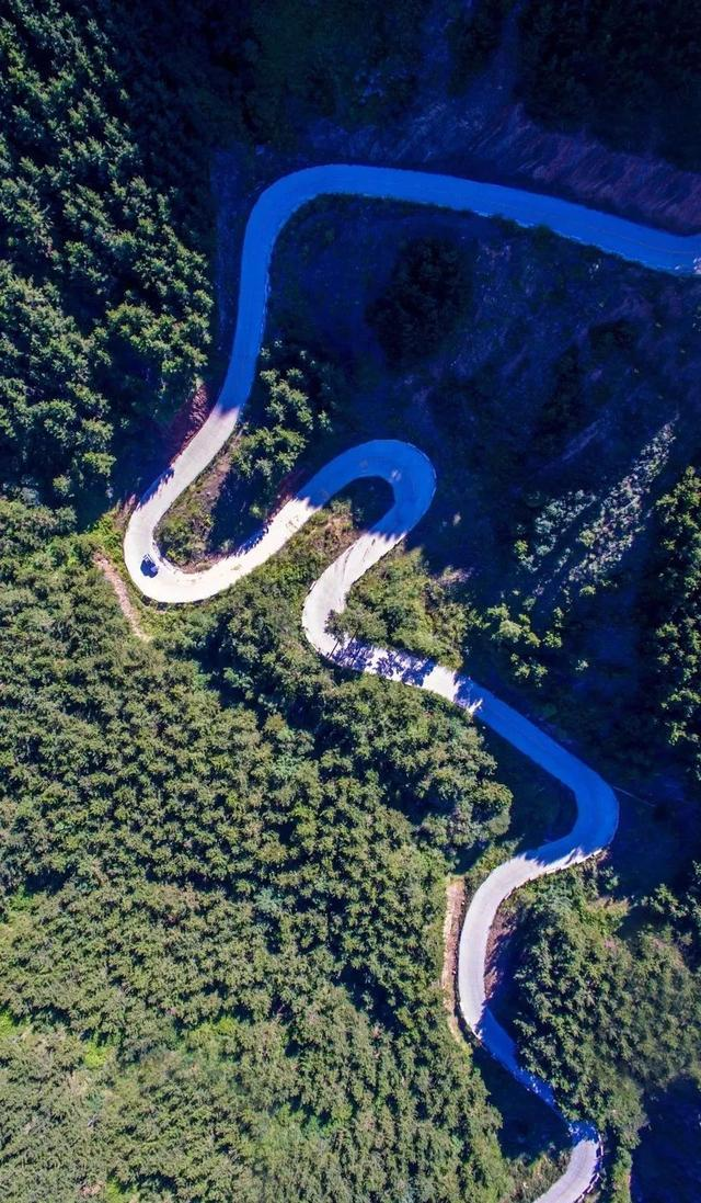 他独自航拍中国,走遍34省,发出的照片惊艳世界