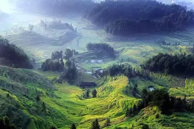 中国最美古村竟有8个在湖南?这些地方比凤凰更值得去