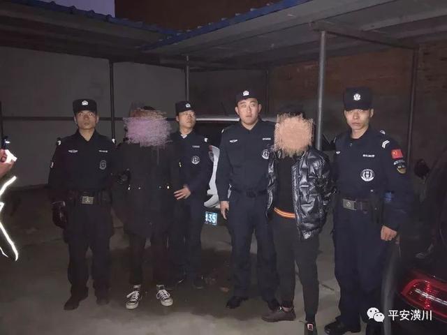 潢川警方抓获两名盗窃摩托车嫌疑人