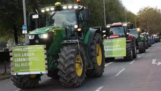 于晓华:德国农民抗议与现代农业可持续发展政策的困境