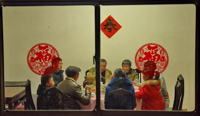 40年春节老照片,满满的回忆