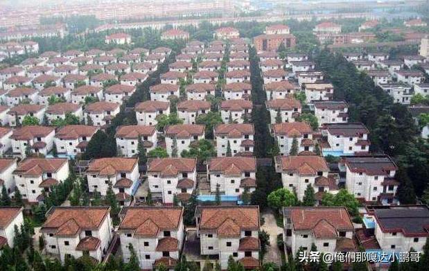 带你看中国、美国、西班牙、意大利,各国的农村是什么样的?