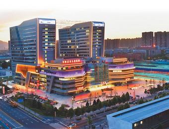 石家庄市儿童医院正式建成开诊纪实