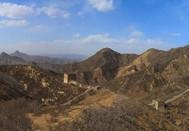 《岁月静好》走进灵丘上寨荞麦茬长城景区