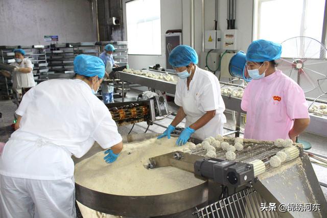 山西省闻喜县任诚意煮饼食品开发有限公司:助力乡村振兴