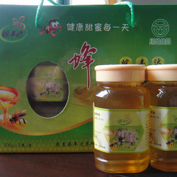 黃石村豐達養蜂專業合作社自產自銷蜂產品