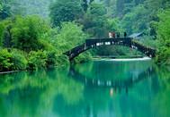 湖北宣恩清水塘村:有韻的畫 無聲的詩