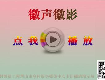 直播:看美丽乡村 庆70华诞 ——安徽省潜山市官庄镇官庄