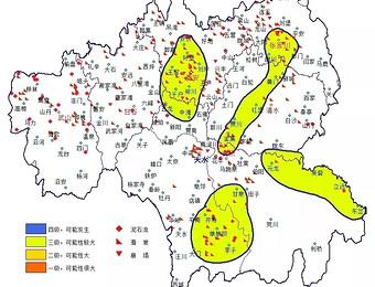 持续性阴雨天气  天水地质灾害气象风险  等级较高