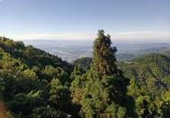 南岳山的风景!