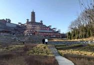 山西晋城聚寿山景区