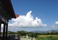 自拍灵香古寺
